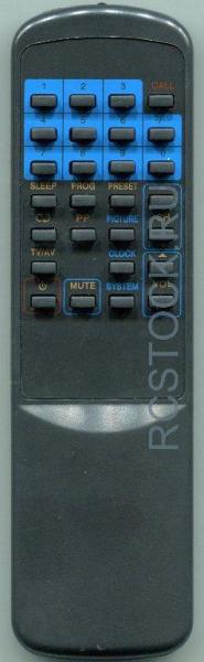 FUNAI 2100MK-11 4B1 Náhradní dálkový ovládač