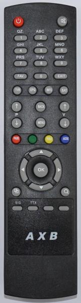 AZ BOX EVO XL Náhradní dálkový ovládač