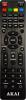 Replacement remote control for Akai AKTV401