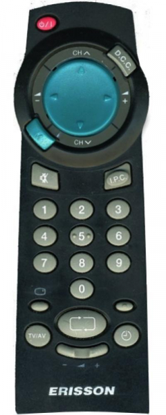 Replacement remote control for Akai RC0093