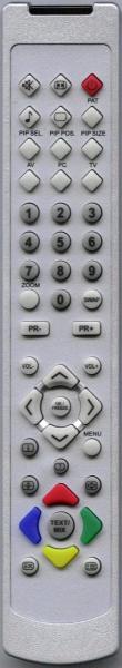 Náhradní dálkový ovladač pro Altus ZR4187