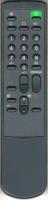 SONY 1-465-362-11 Náhradní dálkový ovládač