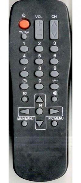 ANDERIC REPLACEMENT RR-HP001PANASONIC Náhradní dálkový ovládač