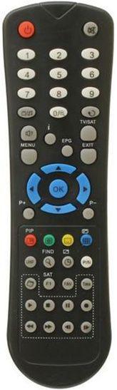 AMIKO STHD-8800CICXEPVR Náhradní dálkový ovládač