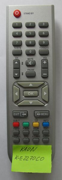 KAON K220 Náhradní dálkový ovládač