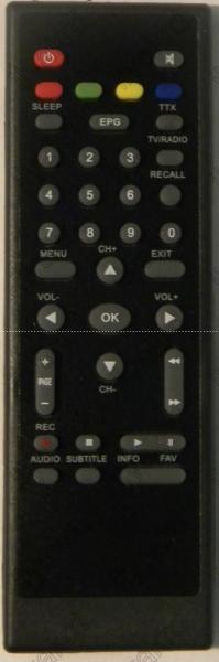 ATC SD500 Náhradní dálkový ovládač