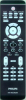 Replacement remote control for Philips DVDR3430V