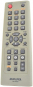 Replacement remote control for Aiwa XR-EC11