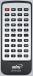 Replacement remote control for Midi MD-7812DIN