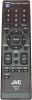 Erstatnings-fjernbetjening til  JVC LT-42X688