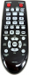 Replacement remote control for Samsung AH59-02532A