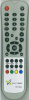 Replacement remote control for Platinium RC-09CA