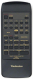Replacement remote control for Technics SA-GX200L(TUNER)