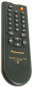 Replacement remote control for Pioneer PD-207