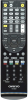 Replacement remote control for Onkyo TX-NR838