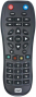 Replacement remote control for Western Digital WDTVLIVE