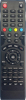 Replacement remote control for Palsonic TFTV4355FL