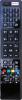 Erstatnings-fjernbetjening til  Panasonic TX-48CX400E