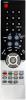 Erstatnings-fjernbetjening til  Samsung DVD-HR775