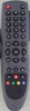 Replacement remote control for Durabrand TVCR3021T(TV+DVD)