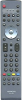 Replacement remote control for Hitachi 55PD8800TA