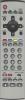 Erstatnings-fjernbetjening til  Panasonic NV-VHD1