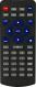 Erstatnings-fjernbetjening til  Palsonic MODEL7600WS
