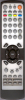 Erstatnings-fjernbetjening til  Polaroid TLU03723B