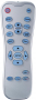 Replacement remote control for Optoma EP716