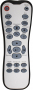 Replacement remote control for Optoma HD65