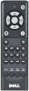 Erstatnings-fjernbetjening til  Dell TSHT-IR01