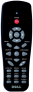 Replacement remote control for Dell 1610HD