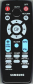 Erstatnings-fjernbetjening til  Samsung SP-F10M