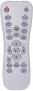 Replacement remote control for Optoma HD25E