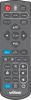 Replacement remote control for Vivitek DS234