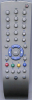 Replacement remote control for Grundig GDP1750DVD-PLAYER