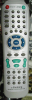 Replacement remote control for Trevi DVX3508
