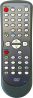 Replacement remote control for Philips DVD740VR