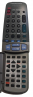 Replacement remote control for Panasonic EUR7623XAO