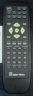 Replacement remote control for Cyberhome AD-528SILBER
