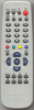 Replacement remote control for Toshiba 43VJ22P