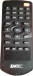 Replacement remote control for Emtec MOVIE CUBE-K220
