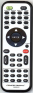 Replacement remote control for Conceptronic CM3PVR
