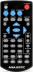 Erstatnings-fjernbetjening til  Takara VRT-199