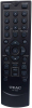 Replacement remote control for Teac/teak RC-1325