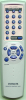 Erstatnings-fjernbetjening til  Aiwa NSX-V900