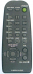 Replacement remote control for Sony RM-SD80