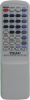 Erstatnings-fjernbetjening til  Sherwood RM-105