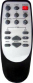 Replacement remote control for Firstline FHT100