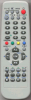 Erstatnings-fjernbetjening til  Sanyo CE32LD6BK-C[TV+DVD]